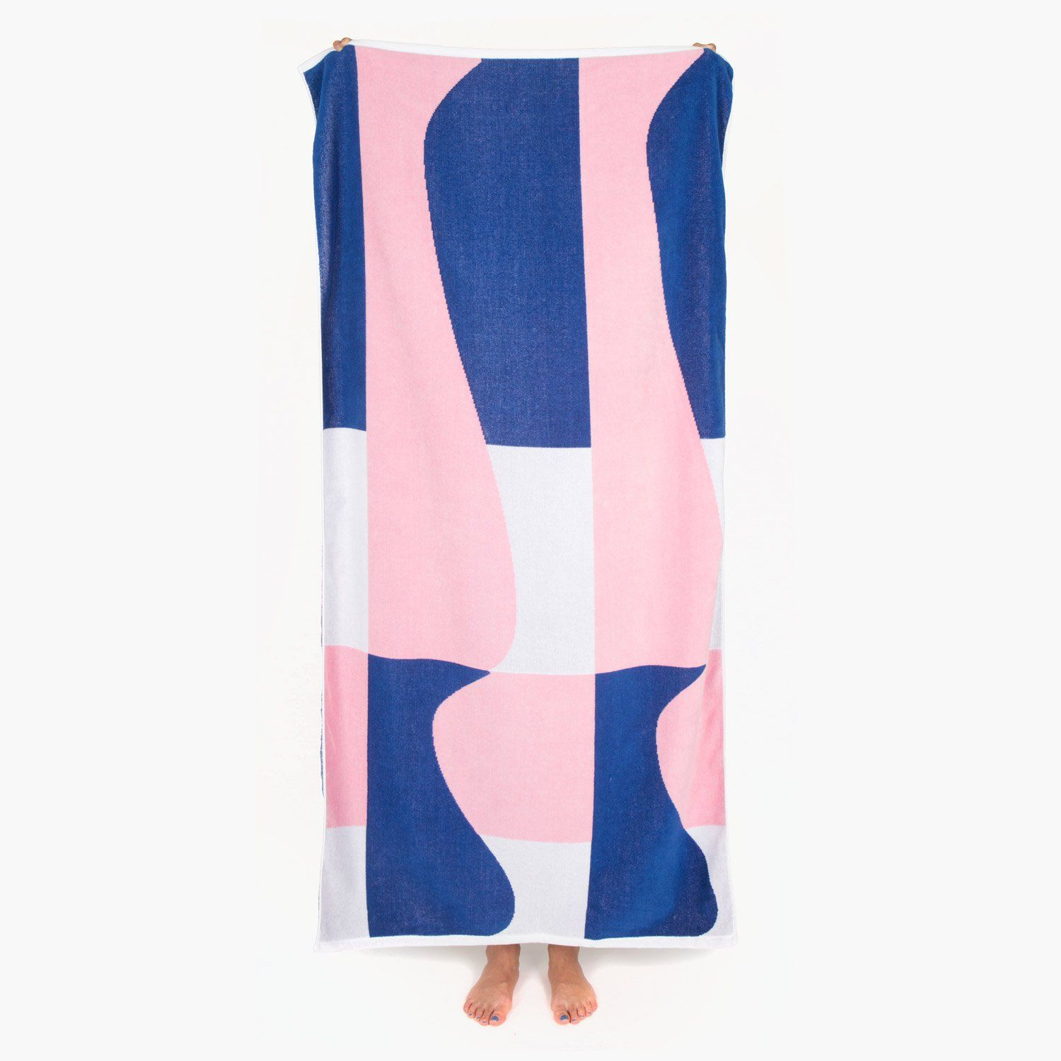 The Palmer Beach Towel Was Designed By Los Angeles Based Artist