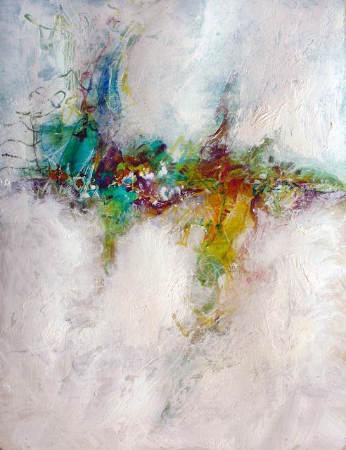 Judy Wise. I could get lost in the this painting and be happy for the rest of my life I think.  http://judywise.blogspot.com/