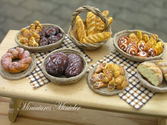 Bakery Table Display by minicler