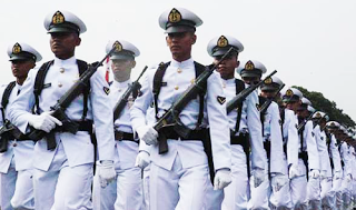 Ini Loh Cara Hafalin Tanda Pangkat Keprajuritan Pada Seragam Tni Korps Marinir Militer
