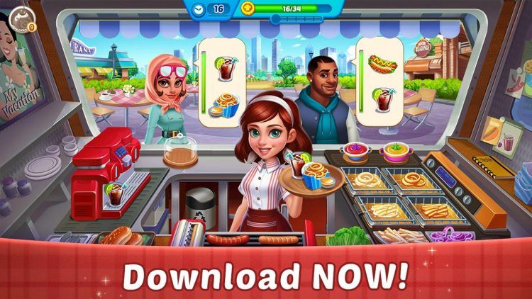 Cooking Joy 2 For Your Windows / Mac PC Download And