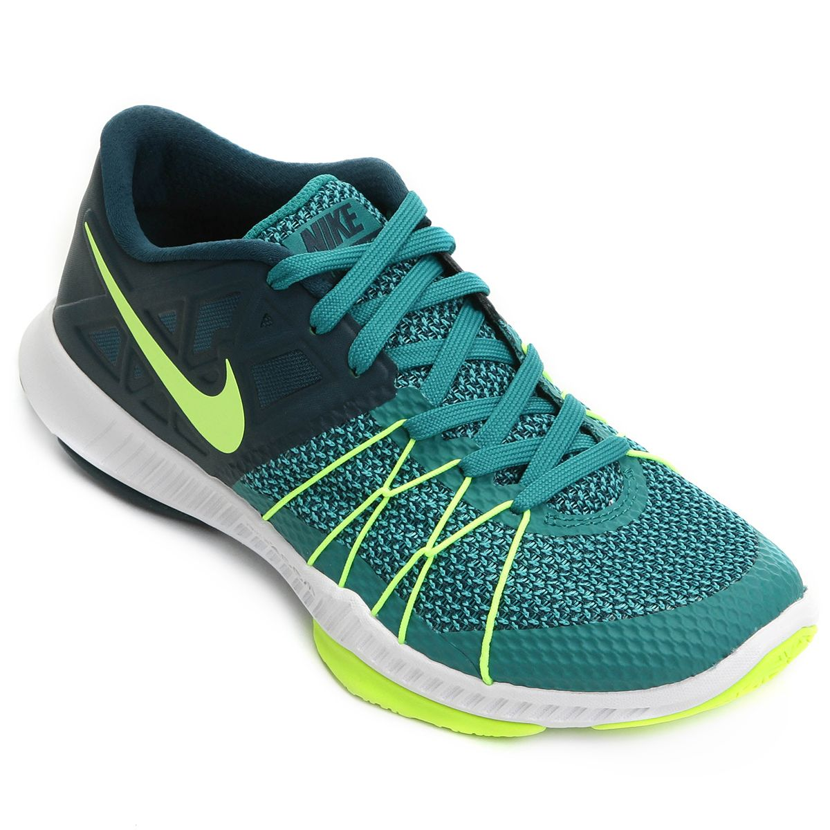 ec6b47a91e Tênis Nike Zoom Train Augmento Masculino - Verde escuro | Sapatos ...