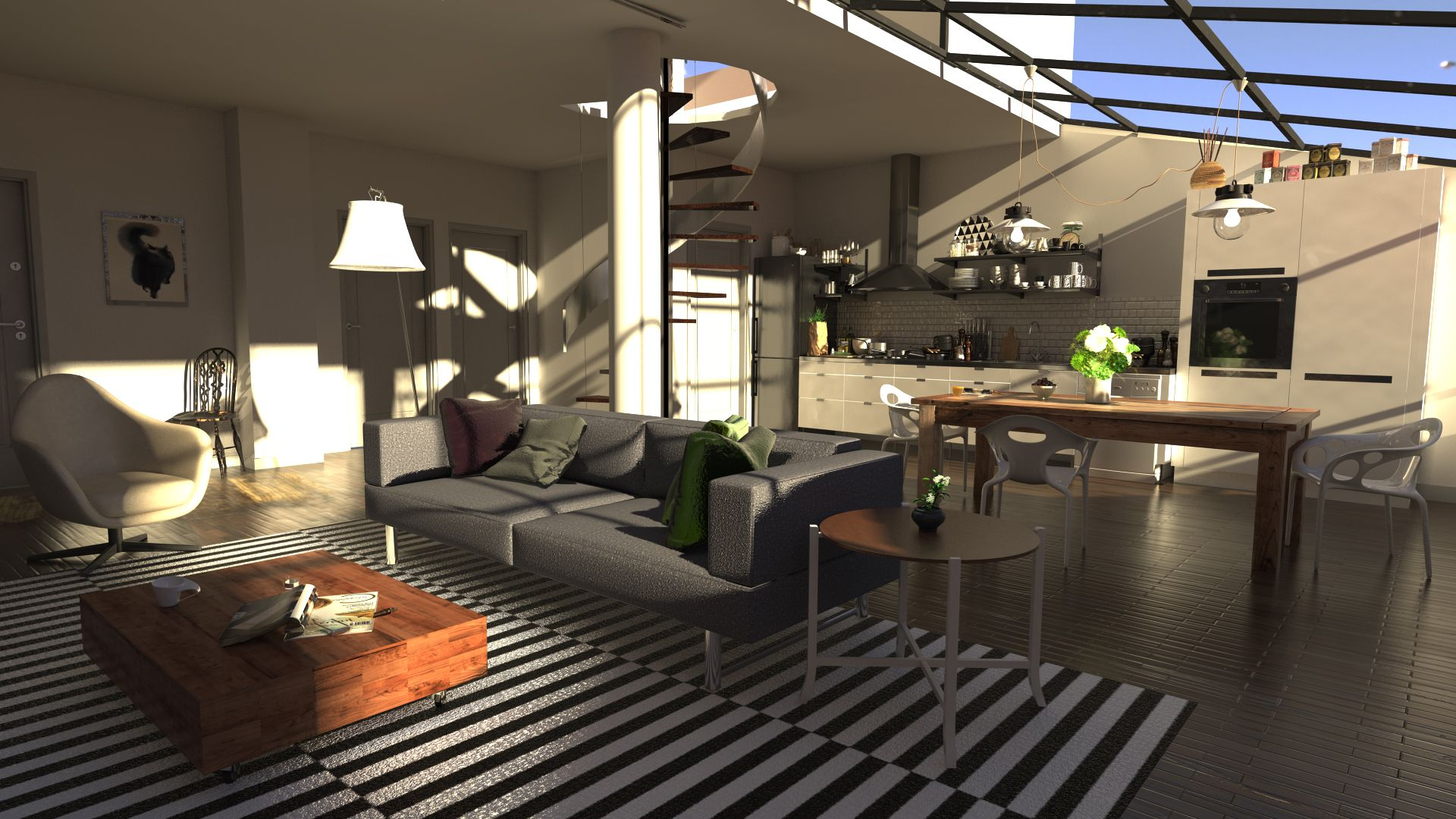 Diseño vivienda - Marta Moreno