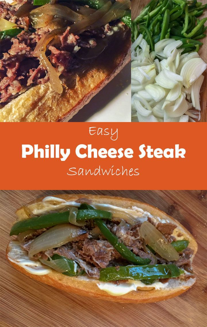 50 best sunday dinner ideas for two or family philly cheese steak