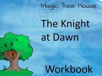 Magic Tree House The Knight at Dawn