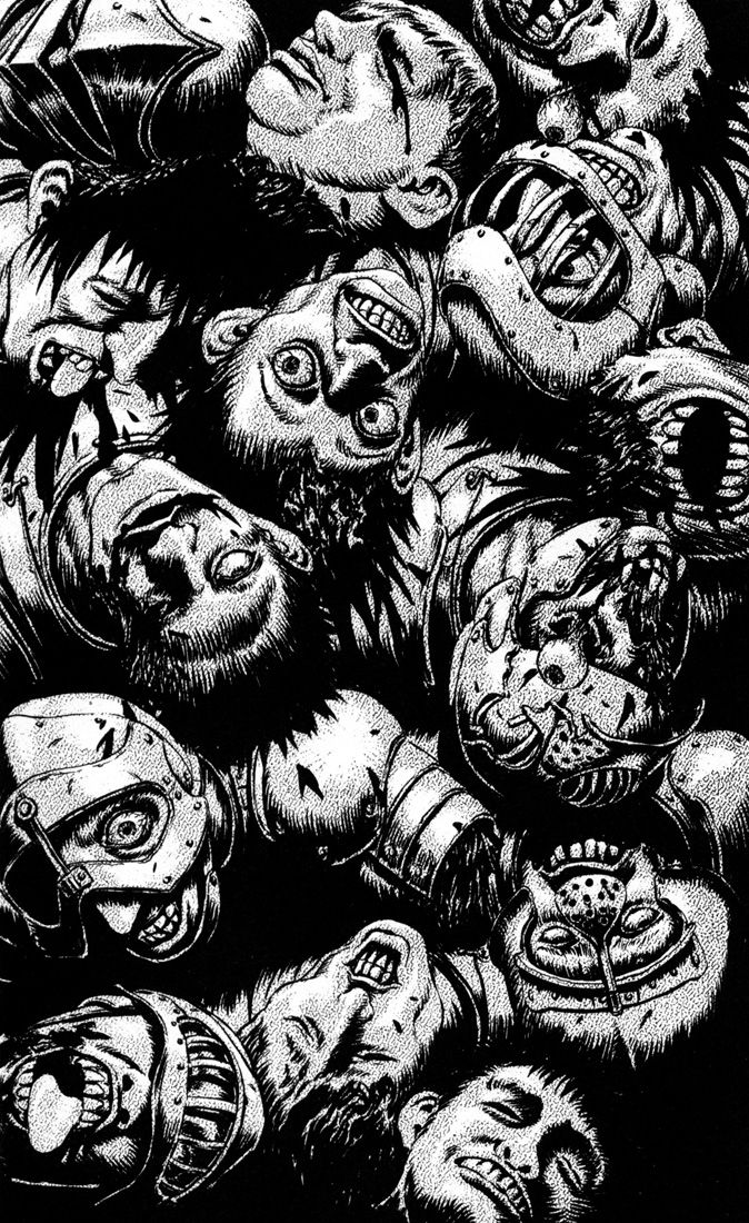 Berserk the stuff of my nightmares Anime Love + Manga