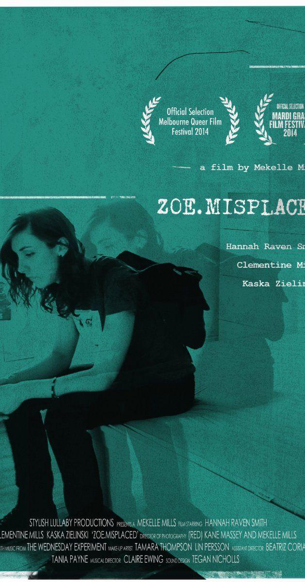 Zoe. Misplaced