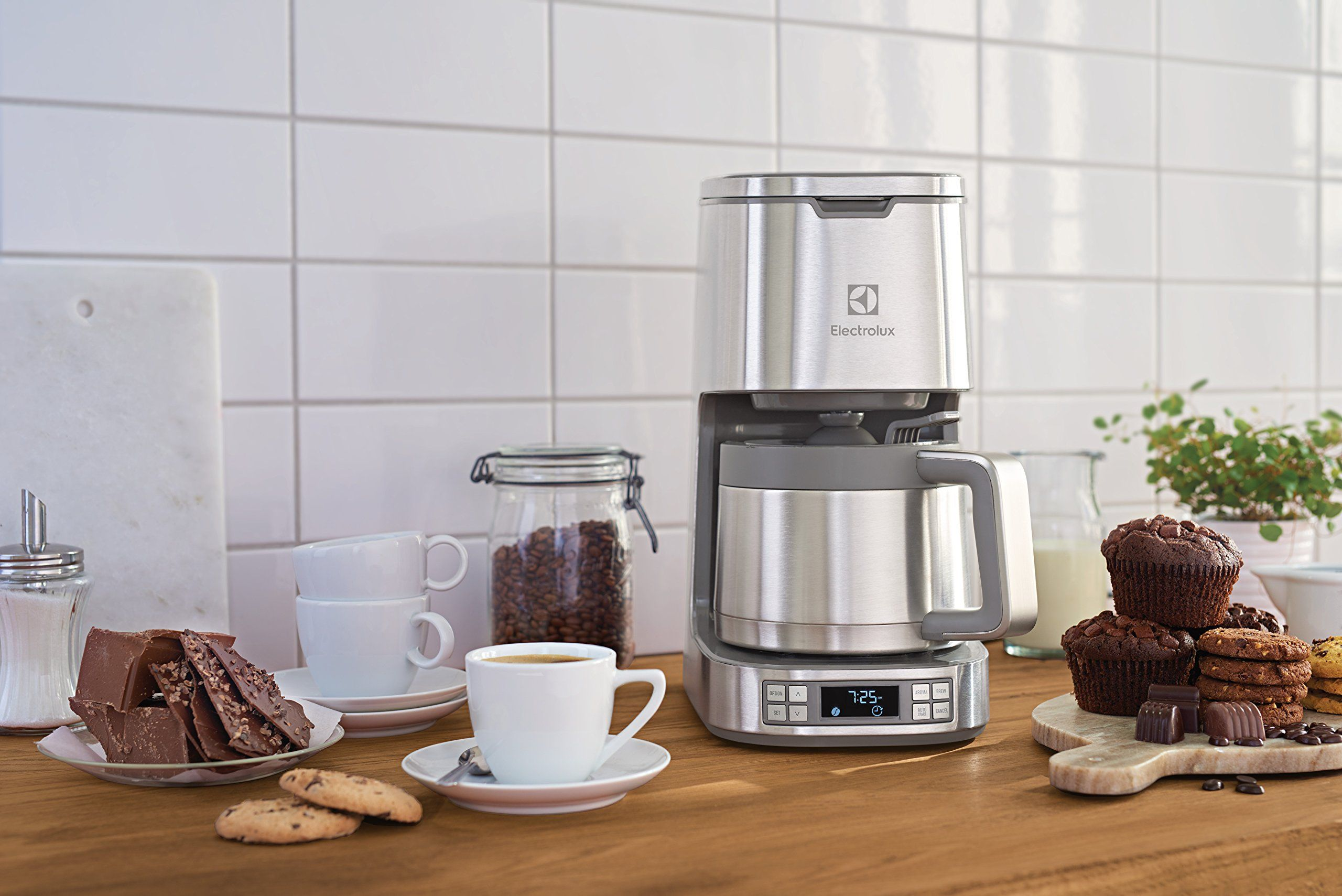 Electrolux ELTC10D8PS Expressionist Thermal Coffee Maker