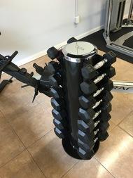 New And Used Exercise Equipment Atlanta Ga Buford Hex Dumbbell Set Hex Dumbbells Dumbbell Set