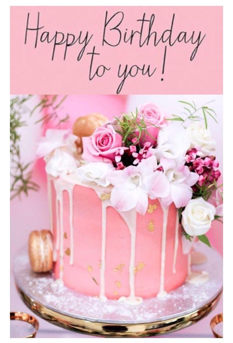 Wondrous Pin By Rosa Ochoa On Happy Birthday Happy Birthday Cakes Garden Birthday Cards Printable Riciscafe Filternl
