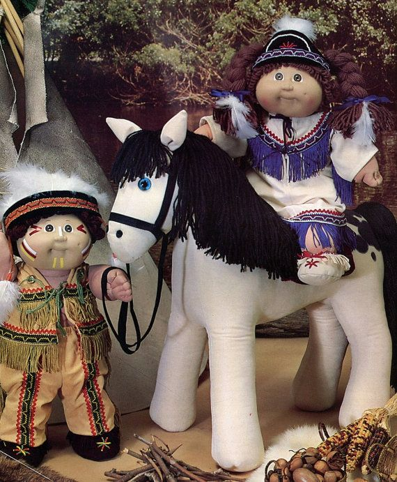 Native American Cabbage Patch Doll Google Search Cabbage Patch Dolls Cabbage Patch Kids Patch Kids