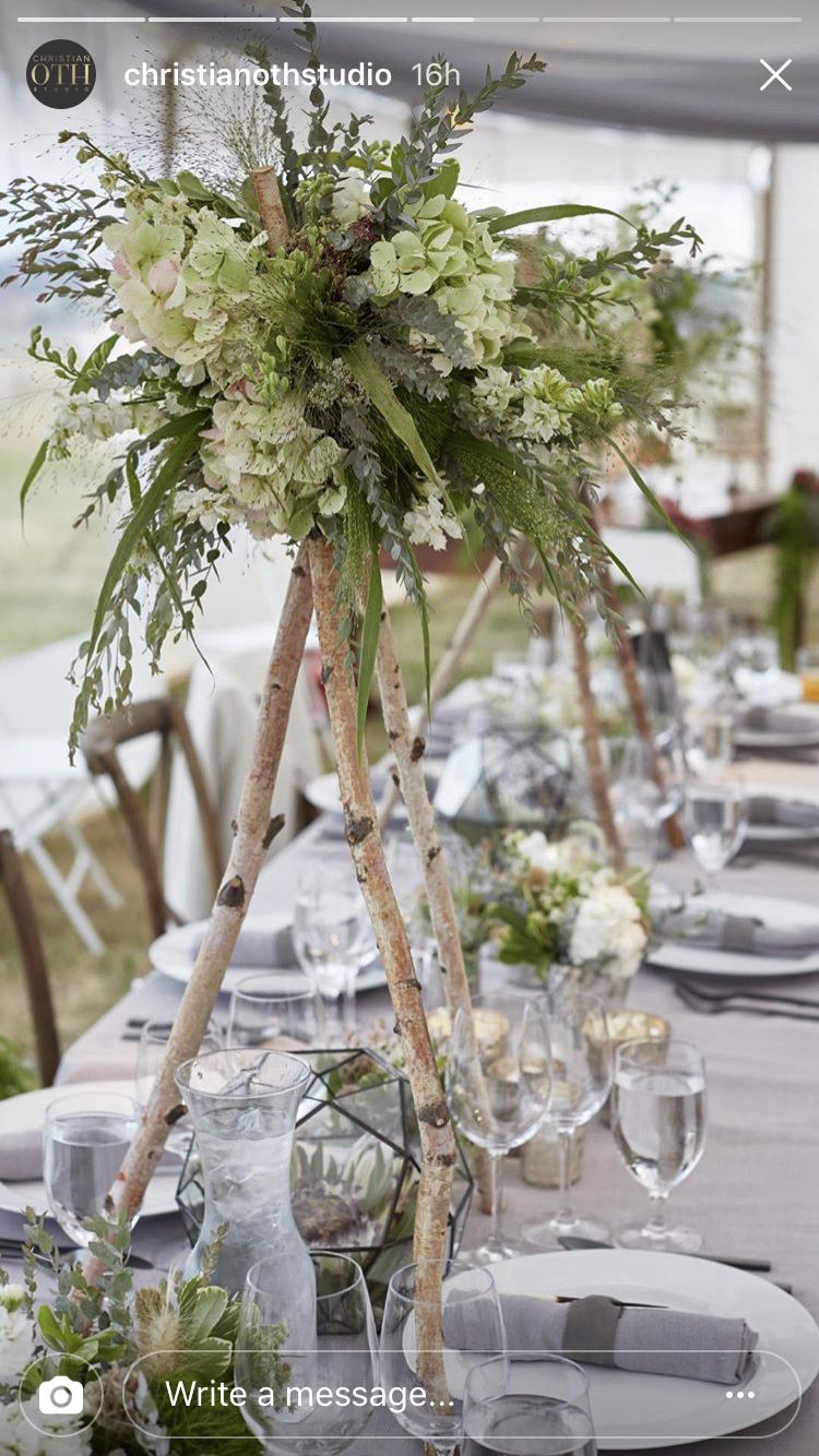 Composition Florale Centre De Table Automne �pingl� par borot alexane sur deco mariage   deco mariage