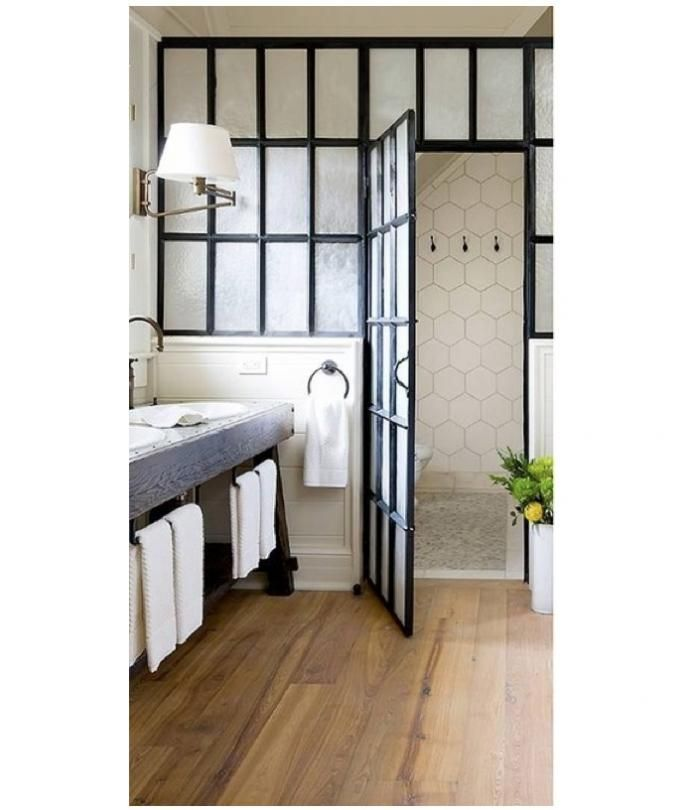 10 Glamorous Baths Metal Factory Window Edition Modern