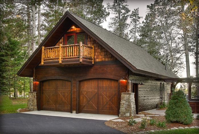 Timber Frame Garage Addition With Living Space | Boat House With Living  Quarters On Canandaigua Lake. | Timber Frame Homes | Pinterest | Guest  Houses, ...