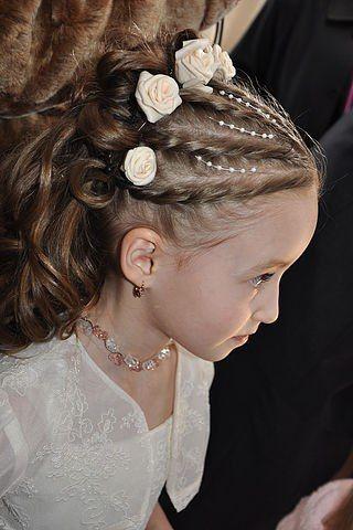 25 Peinados elegantes para nina de 5 anos