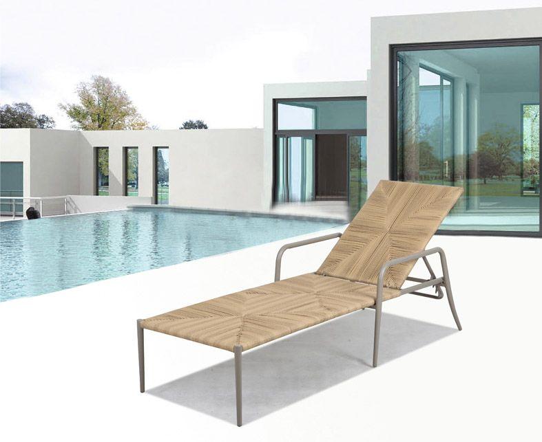 Design Liegestuhl ALGARVE Für Garten Und Terrasse. Dekoration Beltrán, Ihr  Webshop Für Moderne