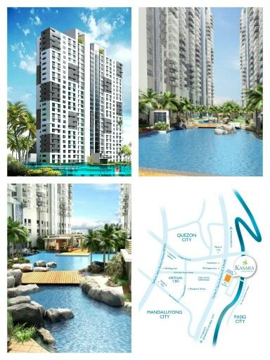 Kasara Urban Resort Residences. As low as 8,500/mnth No Downpayment 0% interest. Contact me now! +639153717199