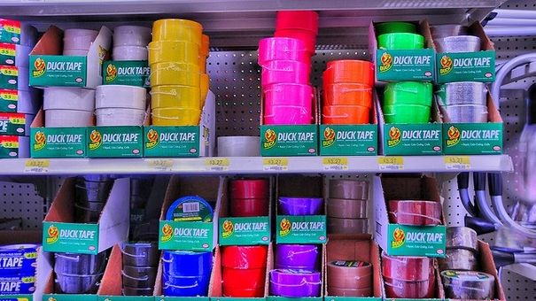 10 great ways to use duct tape duct tape duck tape and duck tape 10 amazing uses for duct tape this is a great blog post amazing and who knew aloadofball Images
