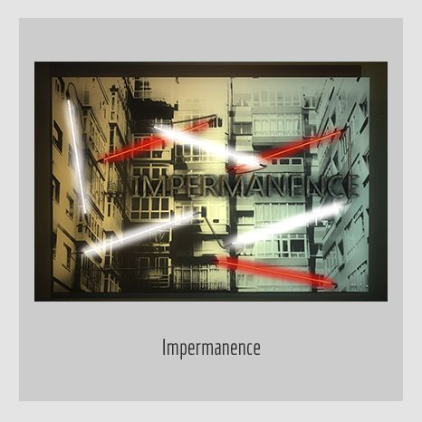 IMPERMANENCE.  YENY CASANUEVA Y ALEJANDRO GONZÁLEZ. PROYECTO PROCESUAL ART.