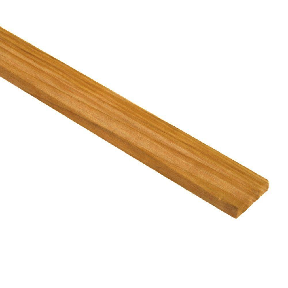1 4 In X 1 1 5 In X 6 Ft Pressure Treated Cedar Tone Pine Lath Fill It Strip Wrc0101850 The Home Depot Home Depot Pressure Treated Wood Cedar