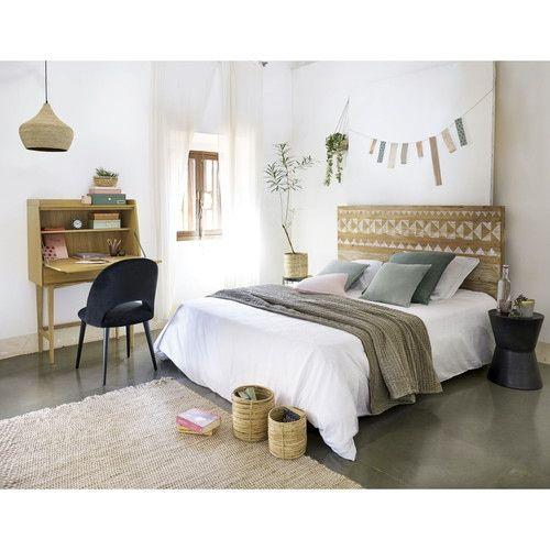 Inspirationen deko 2018 Maisons du Monde Bedroom inpiration
