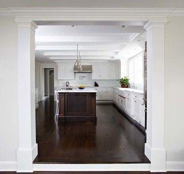 Open Floor Plan Kitchen Renovation Transitional Kitchen New Inspiration Kitchen Remodeling New York Plans