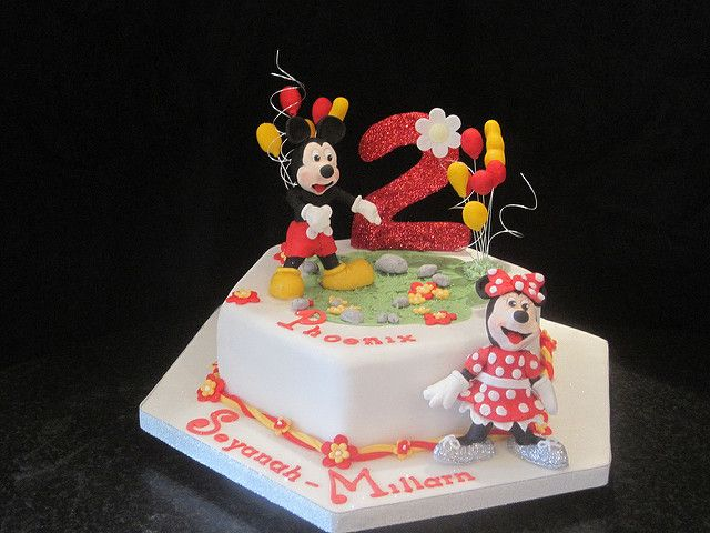 Surprising Birthday Cake For 2 Year Old Twins Cake Birthday Cake Girls Funny Birthday Cards Online Hendilapandamsfinfo
