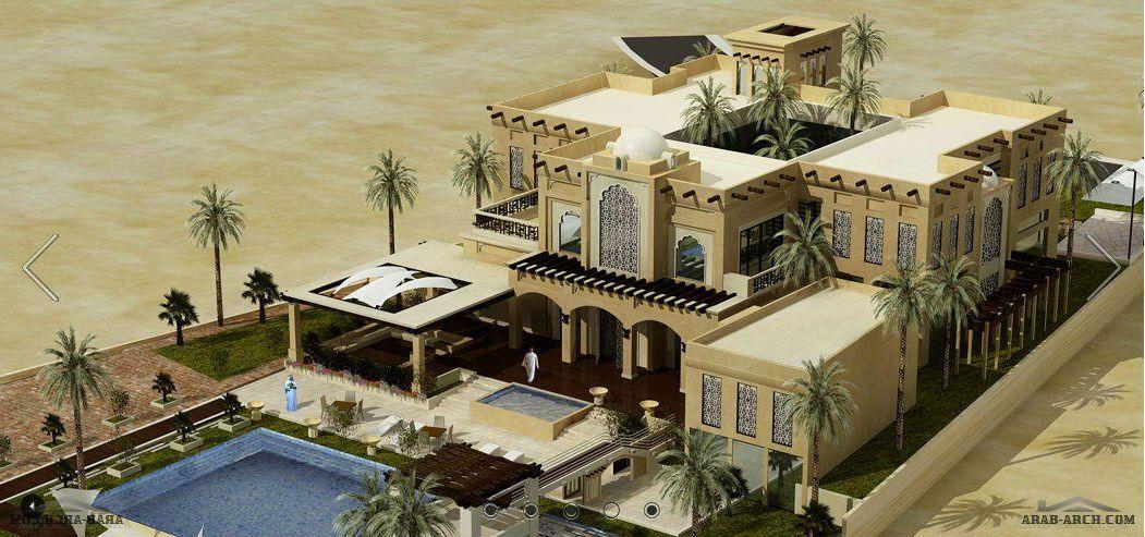 منظر قصر رائع جدا بالكويت Design Your Dream House Modern Architecture Building Bungalow House Design