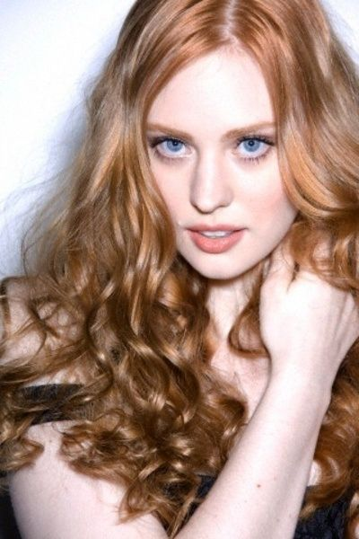 Tribute To All Shades Of Fiery Hair Strawberry Blonde Deborah