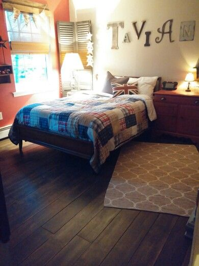 Boys Bedroom Plywood Floors Eclectic Wall Letters Plywood Flooring Home Decor Boy Bedroom