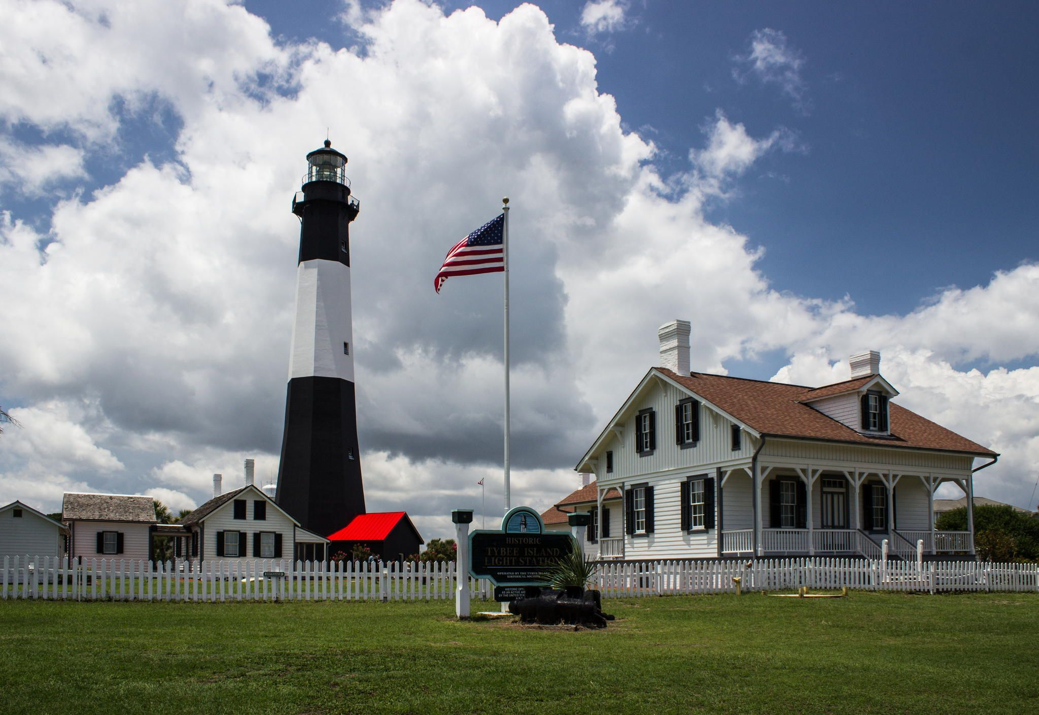 Photograph Tybee Island Lighthouse by Tammy Chesney on 500px