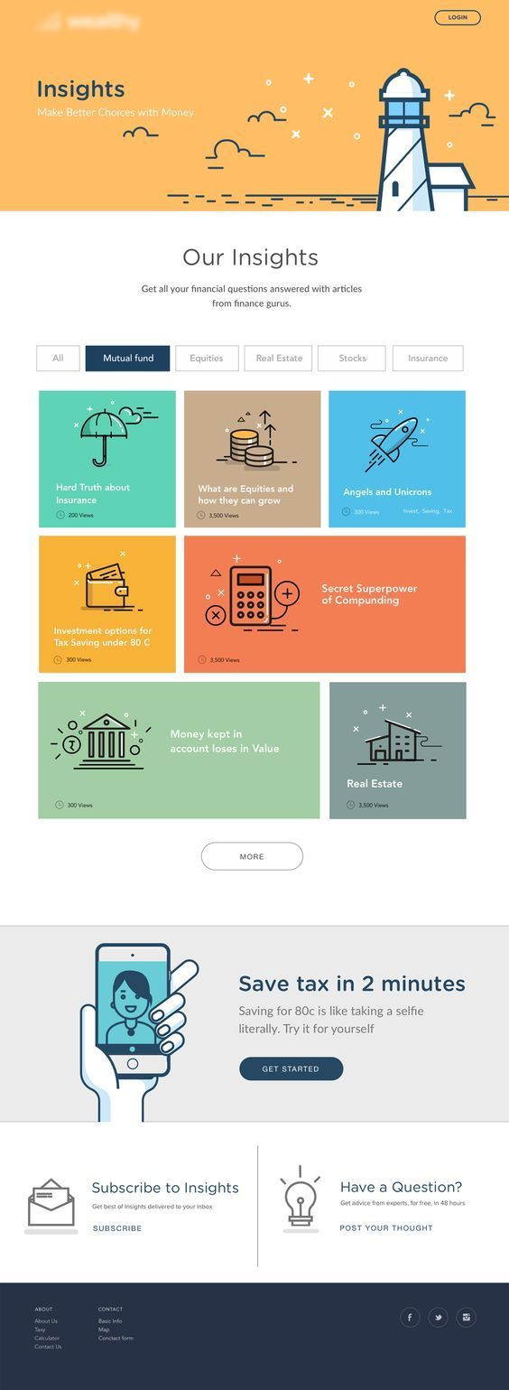 15 Stunning Colorful Website Designs For Inspiration Colorful Website Design Web Layout Design Website Design Inspiration