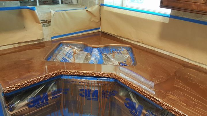 Most Recent Installation Process From Our Diamond Coat