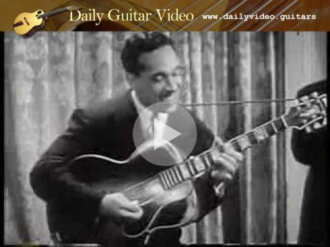 Is You is Or Is You Ain't My Baby - Nat King Cole Trio with Ida James - https://dailyvideo.guitars/is-you-is-or-is-you-aint-my-baby-nat-king-cole-trio-with-ida-james/ -  Is You is Or Is You Ain't My Baby – Nat King Cole Trio with Ida James. Johnny Miller (Bass) Oscar Moore (Guitar)