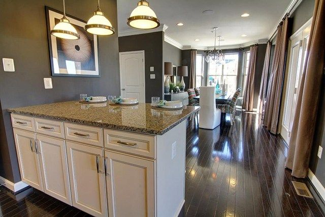 Kitchen Located On 2003 In Scotland Heights Single Family Homes In Waldorf Md Home And Family Home Bathroom Mirror