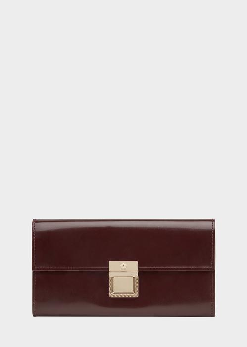 7cfa4051f7 ... new styles 31a6f be2dd VERSACE Diamante Continental Leather Wallet.  versace diamante continental leather wallet ...