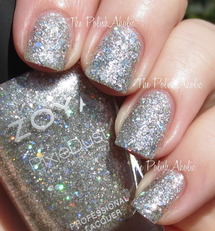 The PolishAholic: Zoya Magical Pixie Collection Swatches