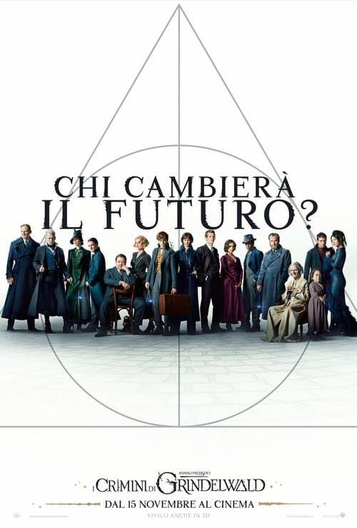 Voir Fantastic Beasts The Crimes Of Grindelwald Film Complet En
