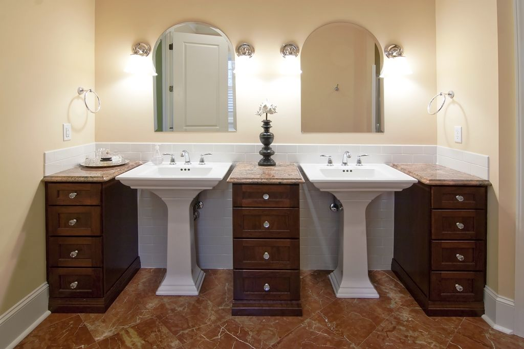Bathroom Design by HIS Cabinetry & Countertops | St ...