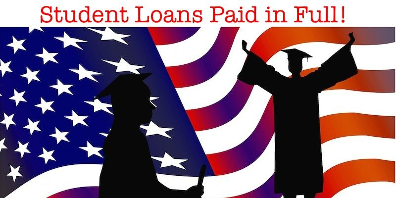 All student loans paid in 3 years student loans student