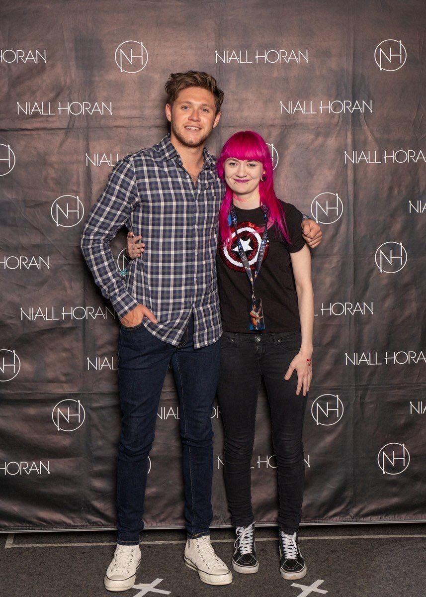 April 24 Flicker World Tour Oslo Meet N Greet Niall Horan