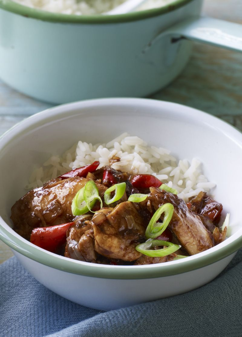 Chilli chicken recipe stir fry chinese food recipes and easy chilli chicken spicy recipeschinese food forumfinder Images