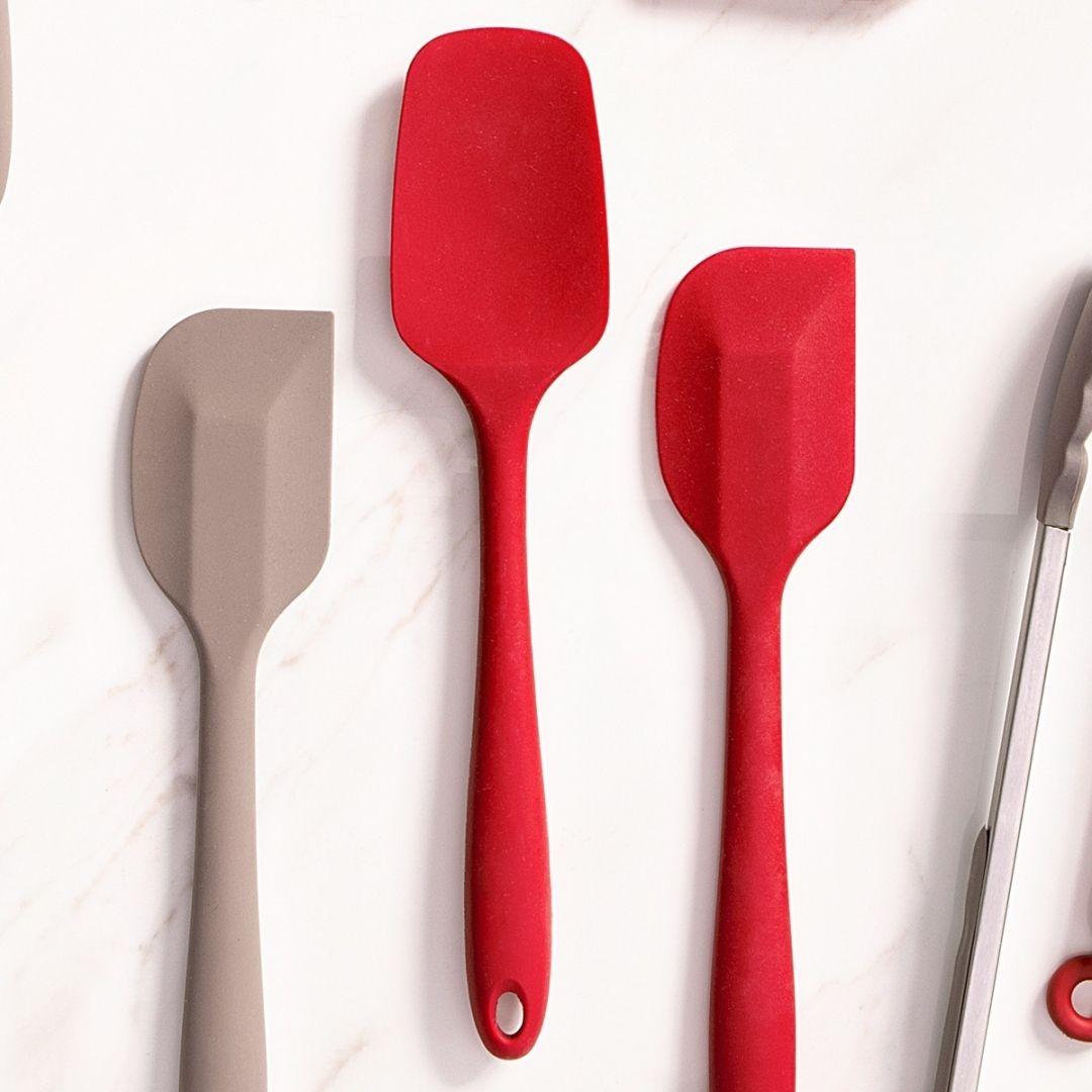 Os Cozinheiros Utilizam E Aprovam Utensilios De Silicone Sao Perfeitos Para Qualquer Tipo De Alimento E Recipientes Alem D