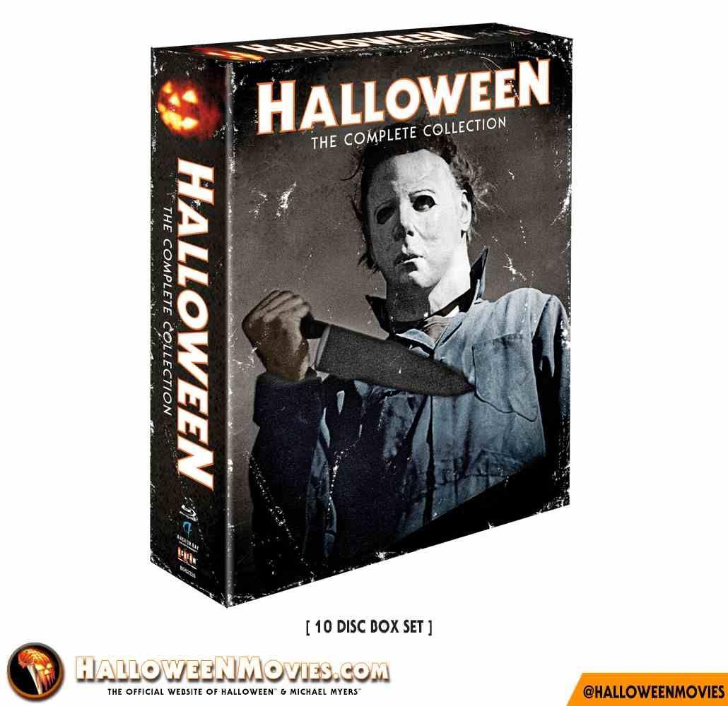 new halloween box -set on blue-ray | your pinterest likes | pinterest
