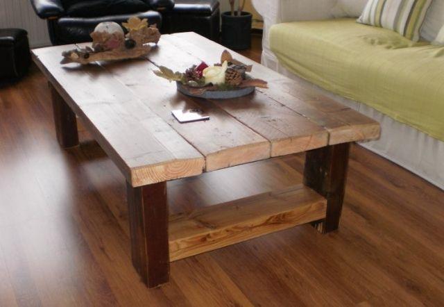 Gartentisch Holz Selber Bauen Tisch Aus Bauholz Selber Bauen