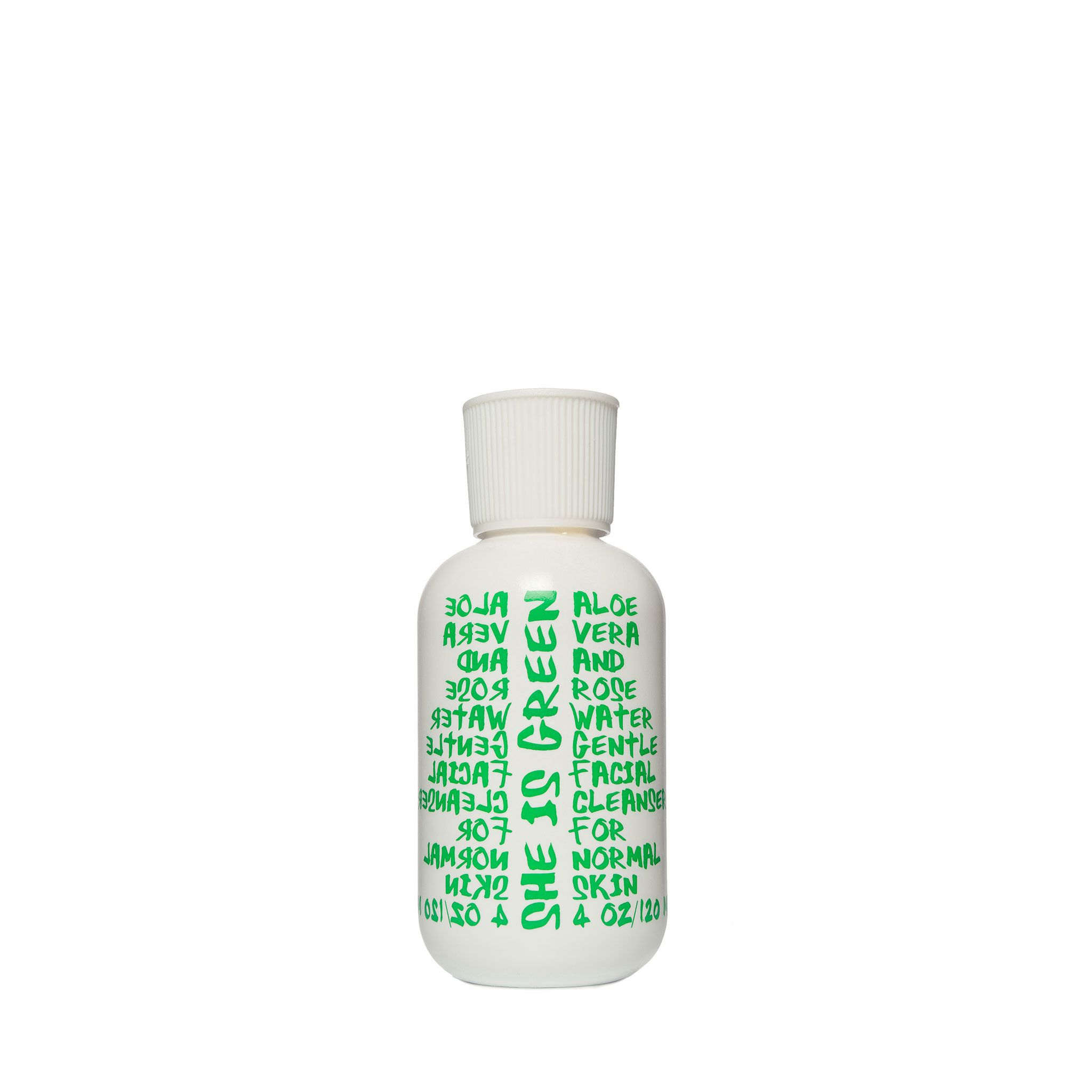 She is Green - Gentle Face Cleanser