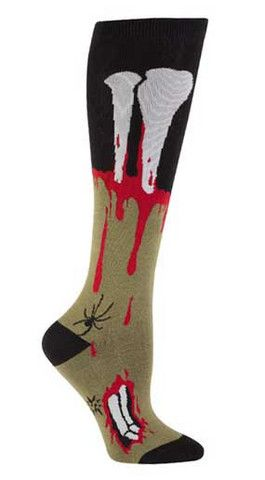 The Socking Dead Knee High