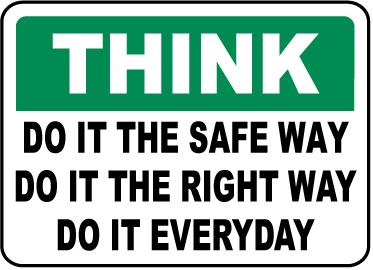 Bdsm safety sign