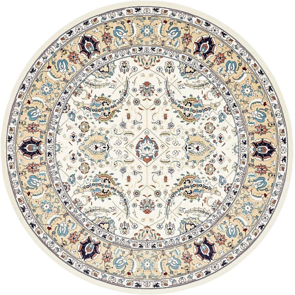 Artistic Weavers John Brown 10 Ft X 10 Ft Round Area Rug In 2019