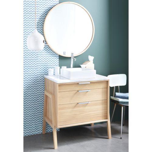 meuble salle de bain style nordique